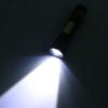 Kép 2/3 - USB-ről tölthető Tech Light LED lámpa piros-kék villogóval és zoom funkcióval