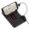 Kép 3/4 - Csúszásmentes autós telefontartó és töltő