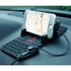 Kép 1/4 - Csúszásmentes autós telefontartó és töltő