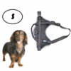 Kép 1/6 - S-es kutyahám / 5-15 kg-os kutyák számára - fekete