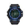 Kép 1/3 - Military Bluetooth okosóra / Strapabíró Bluetooth karóra - kék-fekete