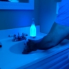 Kép 1/7 - Ledes szappanadagoló fény- és mozgásérzékelővel