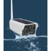 Kép 1/4 - Napelemes WiFi biztonsági kamera mozgásérzékelővel