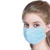 Kép 2/4 - Háromrétegű szájmaszk csomag - 50 darabos, egészségügyi arcmaszk