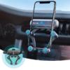 Kép 3/4 - Szellőzőrácsba rögzíthető flexibilis telefontartó