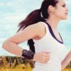 Kép 1/6 - Önvédelmi személyi riasztó futáshoz, sétához / kartokkal