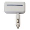 Kép 3/4 - 90 fokban forgatható szivargyújtó elosztó / 2 db szivargyújtó + 2 db USB kimenet