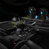 Kép 3/5 - Duplafejű autós ventilátor – szivargyújtós csatlakozóval