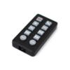Kép 3/5 - Flexibilis Bluetooth FM transzmitter távirányítóval, autóba