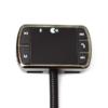 Kép 4/5 - Flexibilis Bluetooth FM transzmitter távirányítóval, autóba