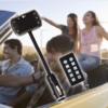 Kép 1/5 - Flexibilis Bluetooth FM transzmitter távirányítóval, autóba
