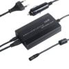 Kép 2/4 - Univerzális laptop töltő autós és otthoni használatra / szivargyújtós + hálózati csatlakozóval