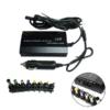 Kép 3/4 - Univerzális laptop töltő autós és otthoni használatra / szivargyújtós + hálózati csatlakozóval