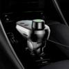 Kép 1/5 - Q15 autós Bluetooth FM transzmitter / zenelejátszó, kihangosító és töltő