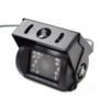 """Kép 4/5 - Vezeték nélküli tolatókamera szett 7""""-os TFT LCD monitorral, 2 db éjjellátó kamerával – teherautókhoz, munkagépekhez"""