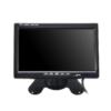 """Kép 2/5 - Vezeték nélküli tolatókamera szett 7""""-os TFT LCD monitorral, 2 db éjjellátó kamerával – teherautókhoz, munkagépekhez"""