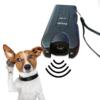 Kép 1/4 - Ultrahangos kutyariasztó, LED világítással