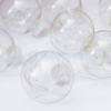 Kép 4/5 - Világító LED gömb fényfüzér / 200 cm