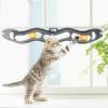 Kép 5/6 - Üvegre rögzíthető macskajáték / labdás játék macskáknak