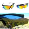 Kép 4/4 - Taktikai sportnapszemüveg / Vezetést segítő szemüveg polarizált lencsékkel