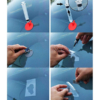 Kép 5/5 - Szélvédő javító készlet / kőfelverődés javítása házilag