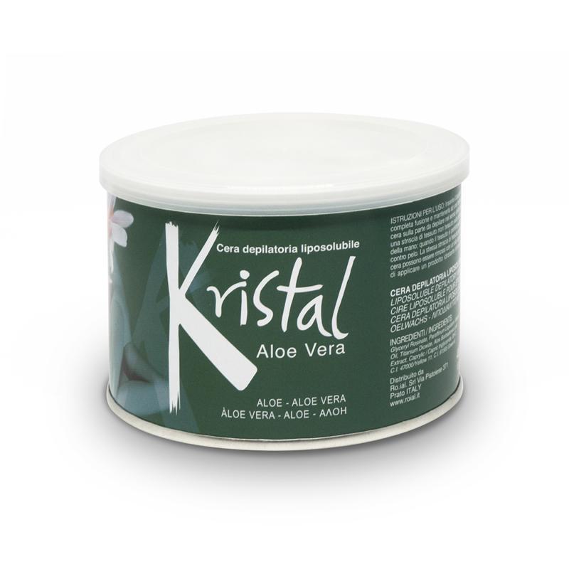 Szőrtelenítő gyanta /gyantamelegítő készülékekhez is / 400 ml / Aloe Vera