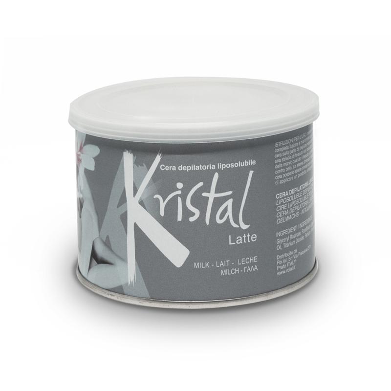 Szőrtelenítő gyanta /gyantamelegítő készülékekhez is / 400 ml / Latte