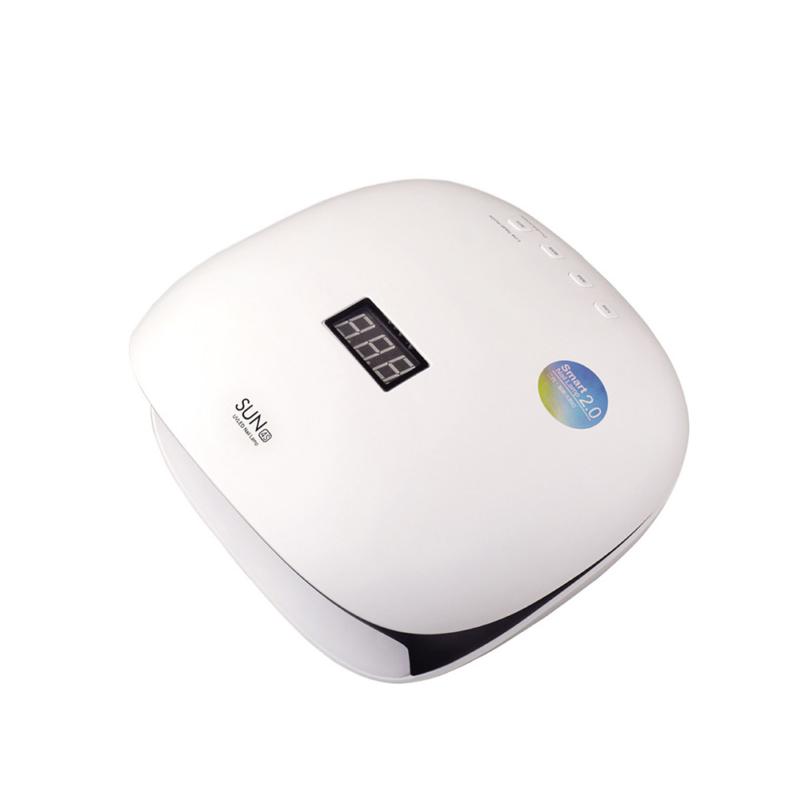 2 az 1-ben UV/LED lámpa – Smart 2.0 körmös lámpa, digitális kijelzővel