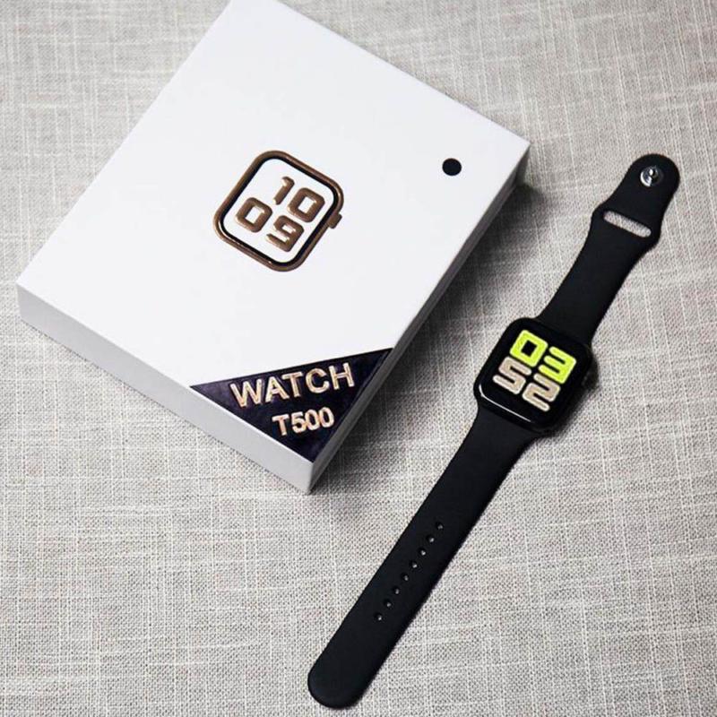 T500 SmartWatch – Bluetooth okosóra / fekete