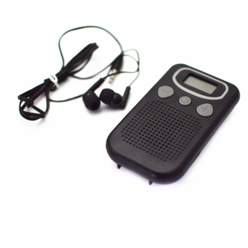 Mágikus hangerősítő készülék - fülbe dugható hallókészülék