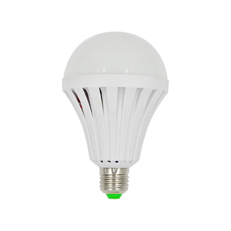 Energiatakarékos 12W LED izzó E27 foglalatba / 12W=~120W, meleg fehér