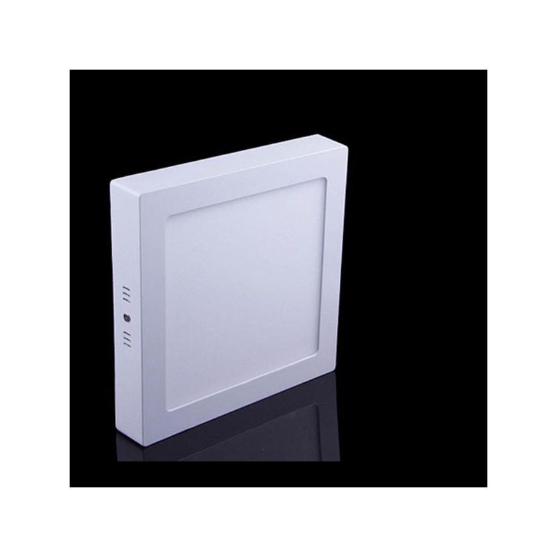 24W négyzetes, külső szerelésű LED panel