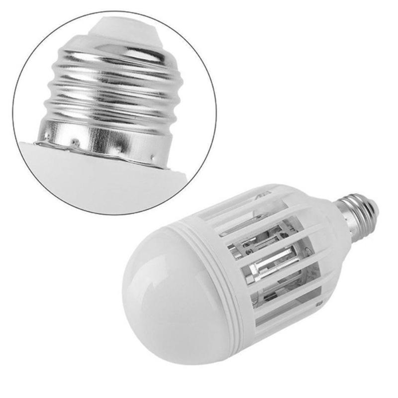 Szúnyogirtó LED lámpa UV-fénnyel E27 foglalatba