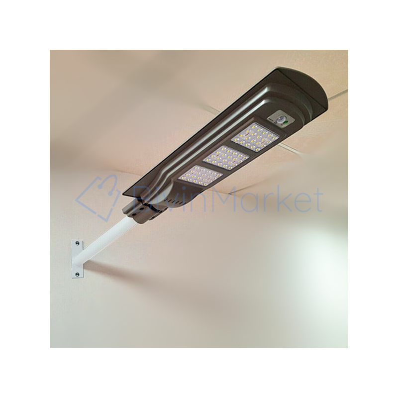 60W Napelemes kültéri reflektor / 60 leddel