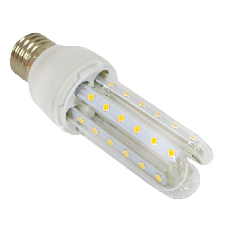 Energiatakarékos 7W LED fénycső E27 foglalatba / 7W=~105W - meleg fehér