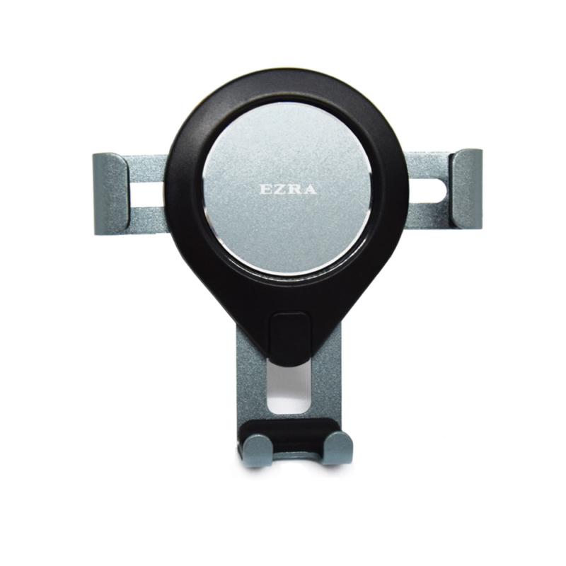 Ezra szellőzőrácsba rögzíthető gravitációs autós telefontartó (HL17)