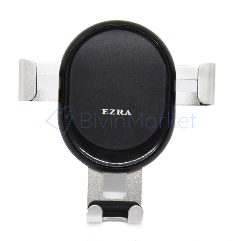 Ezra szellőzőrácsba rögzíthető gravitációs autós telefontartó (HL15)