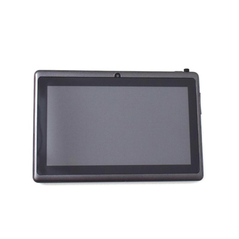 Androidos Tablet, 7 hüvelykes, négymagos processzorral - fekete