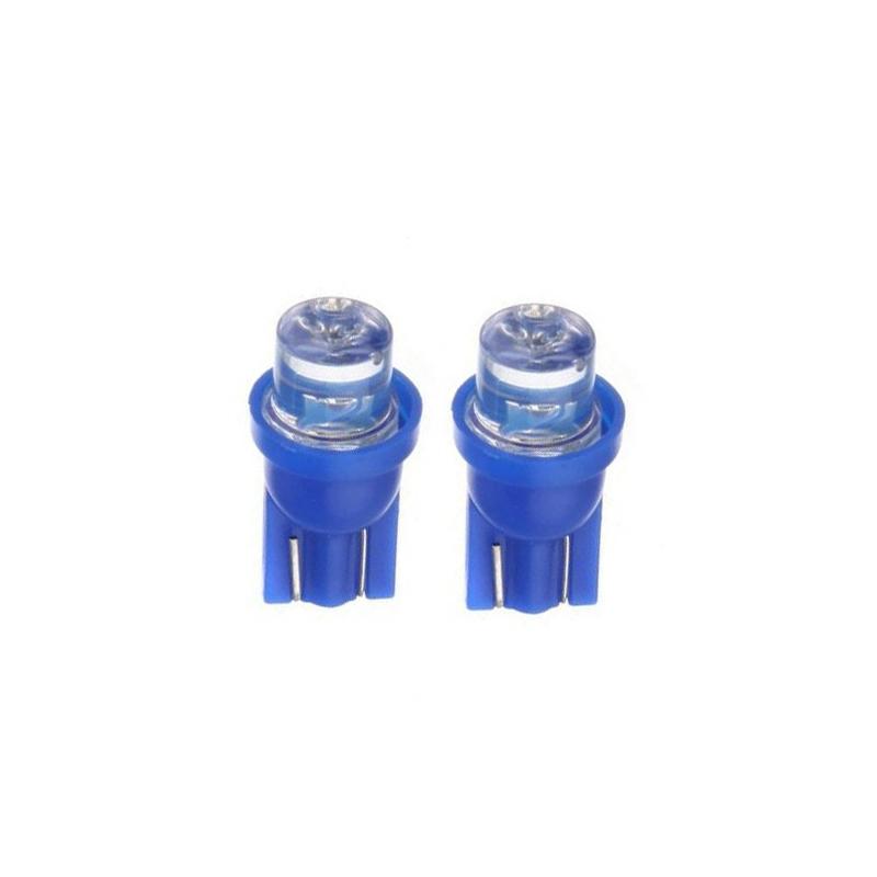 Szórt fény T10 kék helyzetjelző LED izzó CSL2028B/HB3300bl