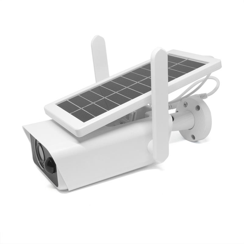 Solar biztonsági kamera / Wifi kapcsolattal, mozgásérzékelővel