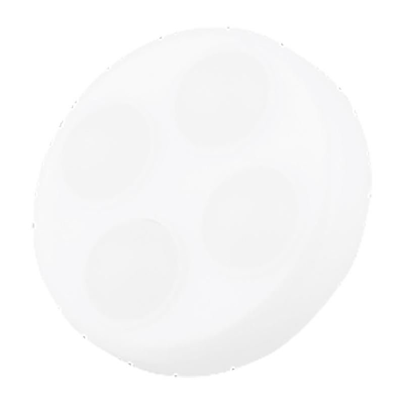 Hoomei 4in1 vezeték nélküli sarokreszelő / Négy cserélhető fejjel