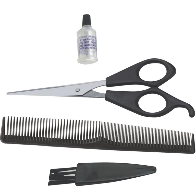 Hoomei vezeték nélküli hajnyíró / ollóval és fésűvel