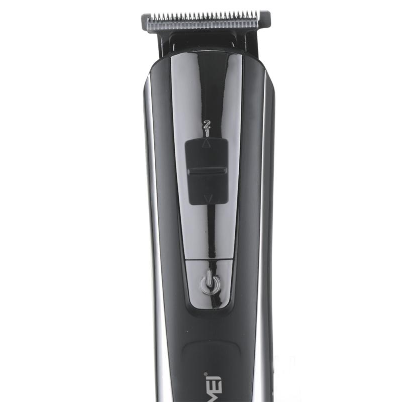Hoomei 5in1 férfi szakállvágó szett / borotvával, fül- és orrszőrnyíróval