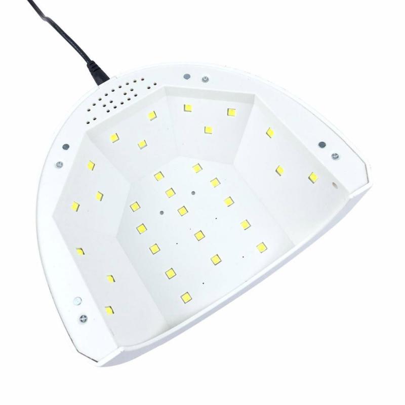 48W UV/LED lámpa műkörömhöz / 30 leddel