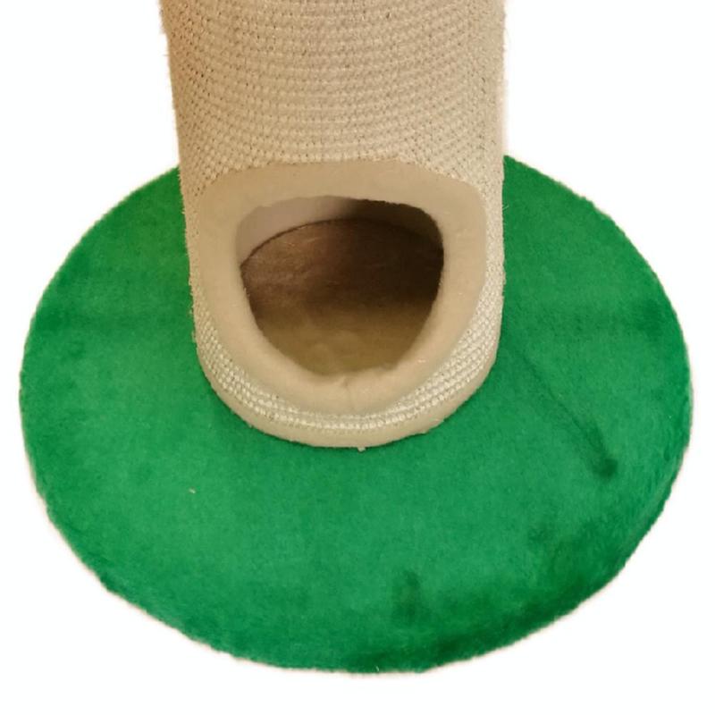 Gomba alakú kaparófa - macskáknak (BPS-3183)