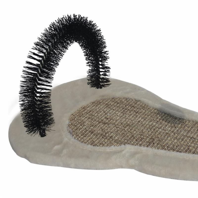 Macska kaparófa /puha szőnyeggel és labdával (BPS-10723)