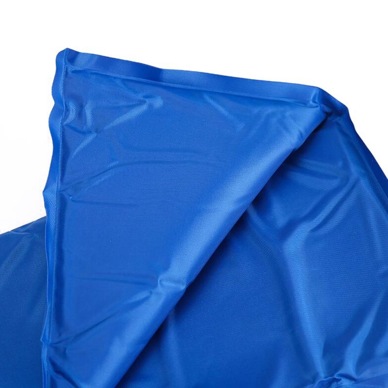 """Kisállat hűsítő matrac – """"XL"""" méret, 93 x 78 cm / kék (34149)"""