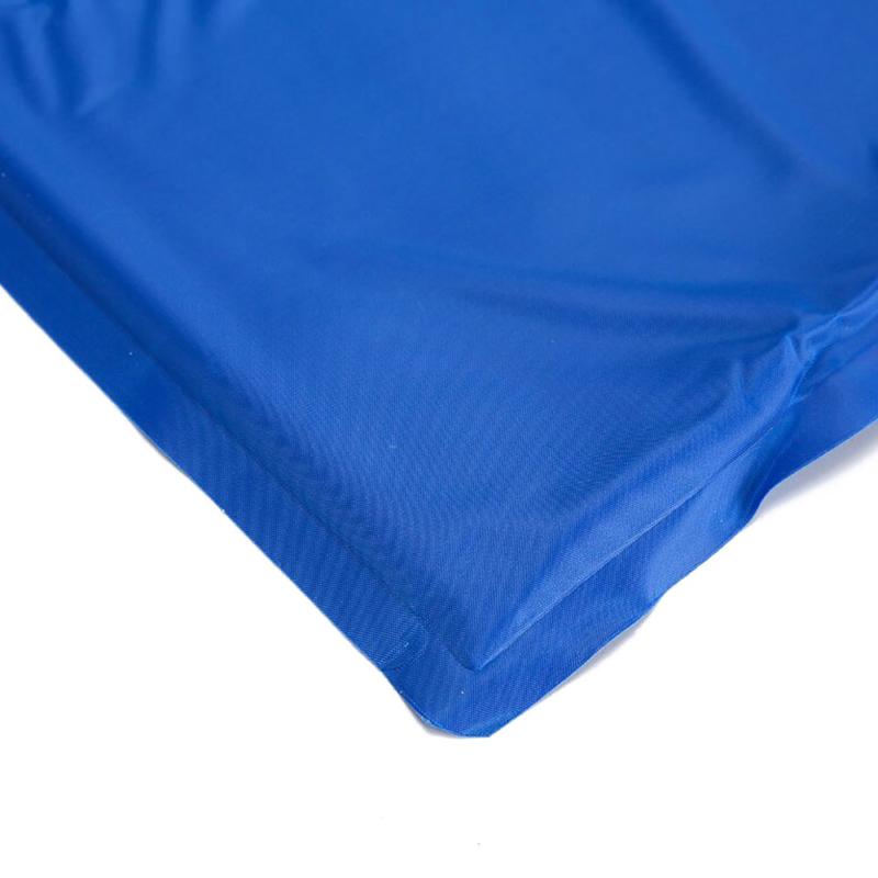 """Kisállat hűsítő matrac – """"L"""" méret, 90 x 50 cm / kék (34148)"""