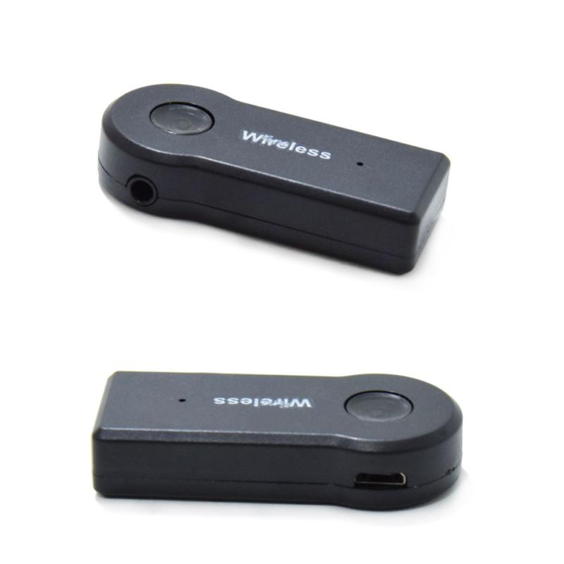 Autós Bluetooth adapter – AUX csatlakozóval és USB kábellel