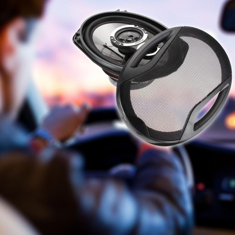1000W háromutas autós hangszóró – ovális, 163x237 mm